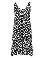 Brand New Ex Marks & Spencer Spotted Beach Dress Sizes 8-32