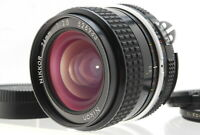 """ Near Mint "" Nikon Ai NIKKOR 24mm f2.8 MF F Mount Wide Angle Lens from Japan"