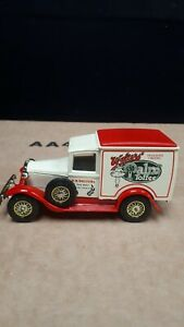 Matchbox Models Of Yesteryear Y22 1930 Ford Model 'A' Van - Walter's Palm Toffee