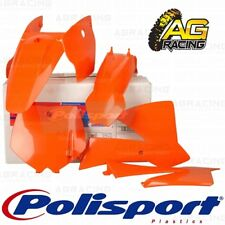 Polisport Plastics Box Kit For KTM SX 65 OEM Colours 2002-2008