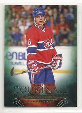 2011-12 Parkhurst Champions - #82 - Russ Courtnall - Montreal Canadiens