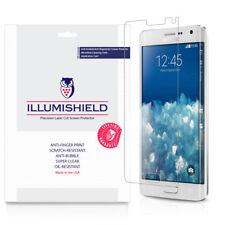iLLumiShield Screen Protector w Anti-Bubble 3x for Samsung Galaxy Note Edge