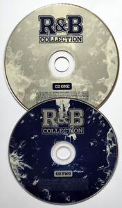 R&B Collection (CD) Disc Only - 40 Tracks - 2 Disc - (2008)