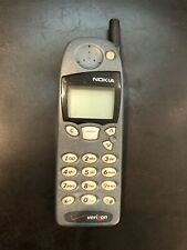 Older Nokia Cellular Cell Mobile Phone With Pull Antenna