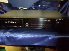 Sony ST-S120 vintage Hi-Fi synthesizer radio tuner