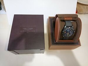 Genuine Breitling Avenger Blackbird 48 mm Titanium Watch With Box and Papers.