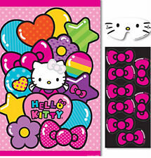 Hello Kitty Rainbow Party Supplies  PARTY GAME Up To 8 Players Genuine