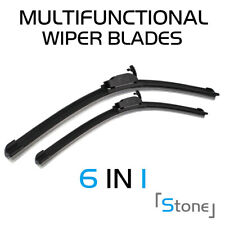 Pair Top Quality Car Auto Windshield Wiper Blades For VW CC Eos Golf Jetta GTI