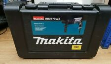 Makita 780W 110V Corded Sds Plus Brushed Hammer Drill HR2470WX/1