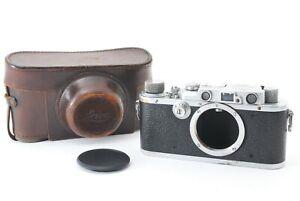[Excellent] Leica IIIa 35mm Rangefinder Barnac Camera Body #399Y1JL21-18