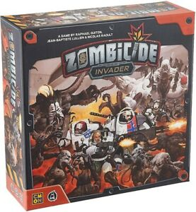 Cool Mini or Not Zombicide: Invader Board Game for 1 - 6 Players