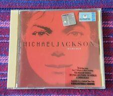 Michael Jackson ~ Invicible ( Green Cover ) ( Malaysia Press ) Cd