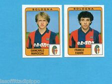 PANINI CALCIATORI 1984/85 -FIGURINA n.332- MAROCCHI+FABBRI - BOLOGNA -Rec