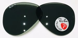 Ray Ban RB3025 RB3026 RB3029 RB3138 G15 Polarized Replacement Lenses 62mm