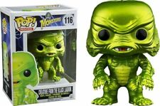 Funko Pop! Vinyl Universal Monsters Metallic Creature from the Black Lagoon #116