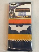 DC HERO ZONE Batman The Dark Knight Standard Size Valance Boys NEW