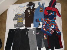 Lot Of 13 Baby Boys Assorted Clothes Outfits Size 12 Months Jackets Jeans