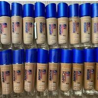 Rimmel Match Perfection Foundation Hydrating SPF20 30ml - Various colours