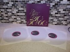 The Greatest Hits of the 40'S 50'S & 60'S LP Turntable Record Set of 3 SLB 6718