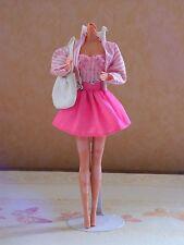barbie vintage vetements n° 14590 multi mix 'n math  1988
