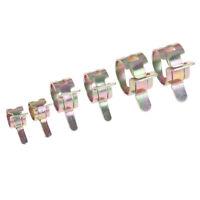 Type de bande à ressort Carburant Tuyau d'aspiration silicone Clip de pince