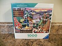 1000 Piece Jigsaw Puzzle Ravensburger WANDERLUST - APRES ALL DAY New in Box