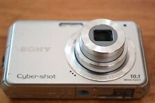 Sony Cybershot DSC-W180 Digital Camera; 10.1MP; x3 Optical Zoom