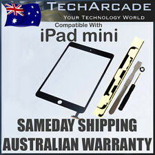 iPad Mini 1 2 Air Black 3G 4G Wifi Touch Screen Panel Glass Digitizer Tools OEM