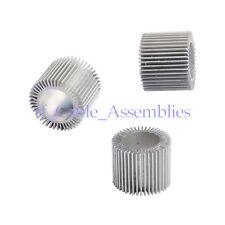 10pcs 3Watt LED Industrial Extrusion Aluminum Heatsink Round Sun flower radiator