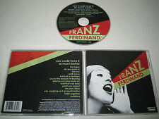 FRANZ FERDINAND/YOU COULD HAVE IT SO MUCH BETTER(DOMINO/82876734892)CD ALBUM