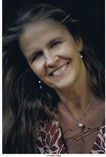 ORIGINAL Autogramm von Cornelia Funke. pers. gesammelt. 100% Echt.