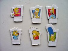 Simpson's Springfield Game Character Cards