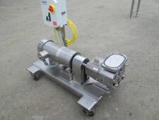 Viking Coker Positive Displacement Pump model SQ3L Tri Clamp in/out Pharma Grade
