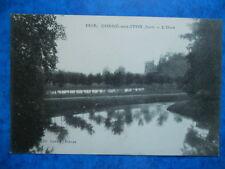 CONDÉ-sur-ITON  :  L' Iton......VO.1916.