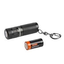 200LM Mini USB Rechargable Flashlight Nicron B10 CREE XP-E2 R3 LED Brand Light