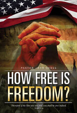 How Free Is Freedom? - Single Dvd - John Hagee - Rare