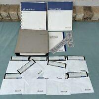 Microsoft Word Processing Program 4.0 Learning 5.25 Floppy Printer Driver Manual