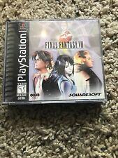 New listing Final Fantasy Viii (PlayStation 1, 1999)