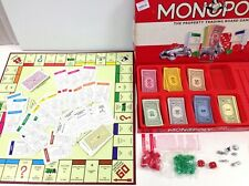 Vintage Monopoly Set 1993 The Property Trading Game Waddingtons Board Game