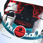 NUMBERED EDITION OF 295 STAR WARS ART PRINT POSTER ROGUE ONE SOLD OUT HUGE