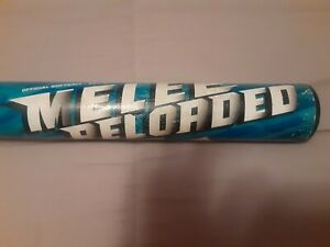 Used Adidas melee 2 Reloaded 25.5 oz.  Great bat.