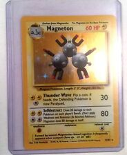 Pokemon Trading Card Game Magneton 9/102 Electric 60HP