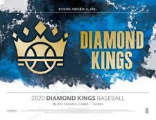 BOSTON RED SOX 2020 Diamond Kings Baseball 12Box Inner Case Break #1