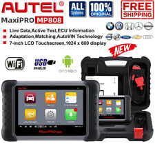 Autel MP808 PRO Auto OE-Level Full-System Diagnostic Scanner Bidirectional Tool