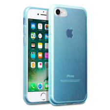 Blue Silicone/Gel/Rubber Cases & Covers for iPhone 8