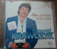 Krzysztof Krawczyk - Zlote Przeboje 1976 - 1998 POLISH CD