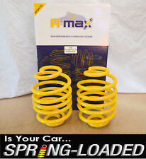VW TRANSPORTER T4 90 A-MAX Suspension Sports Lowering Spring Kit 50mm A-max-t4