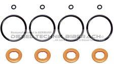 Einspritzdüse Injektor Dichtsatz Kupferdichtring O-Ring Seal  VW AUDI 2,0 TDI