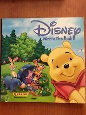ALBUM DISNEY WINNIE THE POOH  incompleto Panini 2005 Disney
