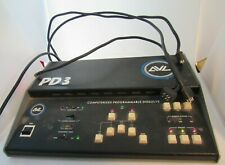 Vtg Avl Computerized Programmable Dissolver equipment Pd3 For Projectors As Is